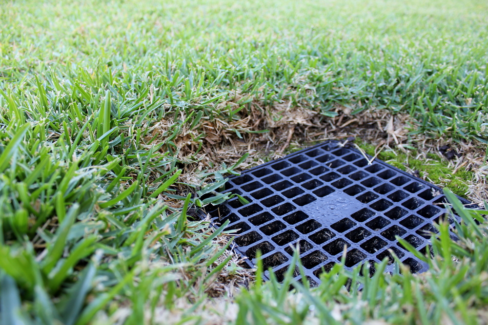 French Drain   Tyler Drainage System